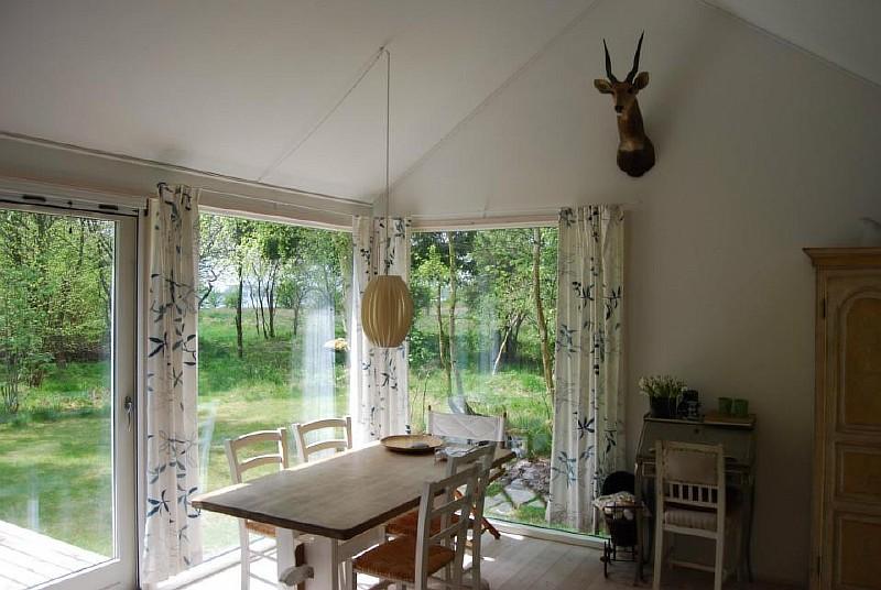 """Модульный дом для отдыха в Дании в стиле """"dogtrot"""""""
