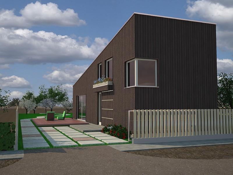 """Проект жилого дома """"Рацио"""" - визуализация"""