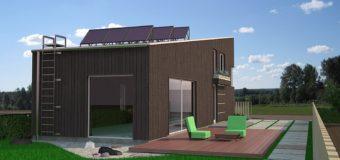 Проект жилого дома «Рацио»