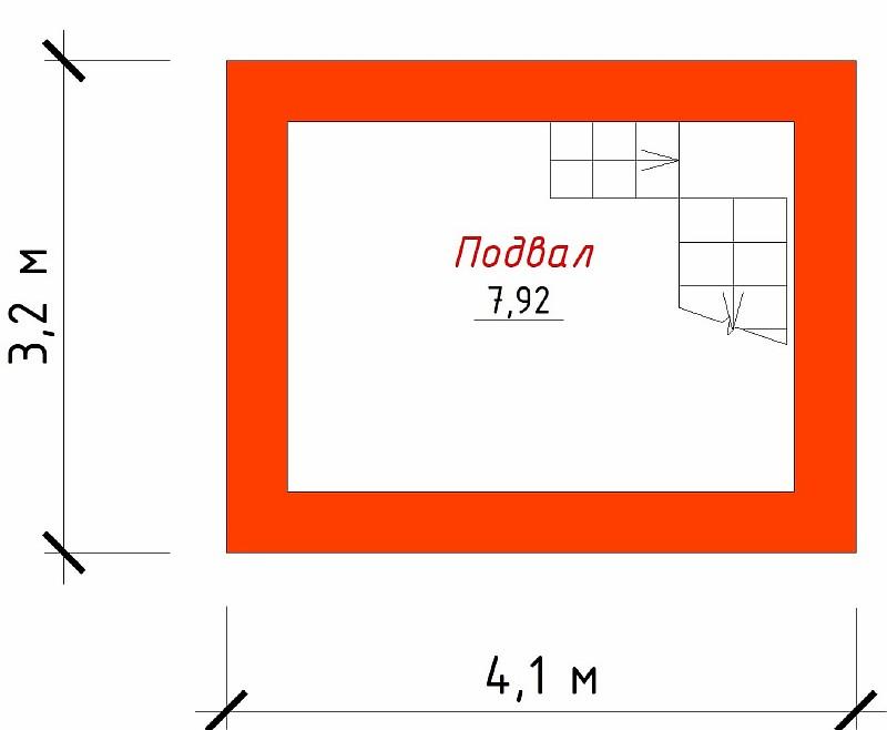 """Проект двухэтажного дома с гаражом на два авто """"Немышля"""""""