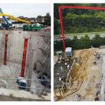 Когда использовать бетононасос? Применение бетононасоса при разных условиях