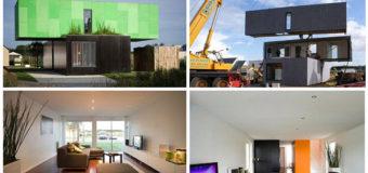 Строительство домов из морских контейнеров: этапы, особенности, «за и против»